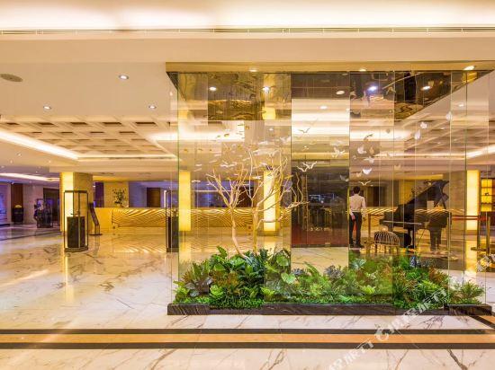 港潤寓上江灣公寓(廣州沿江天字碼頭店)(原江灣大酒店)(Gangrun Yushang Jiangwan Apartment (Guangzhou Yanjiang Tianzi Wharf))公共區域