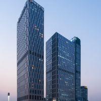 易成國際酒店公寓(廣州東站保利中匯店)酒店預訂