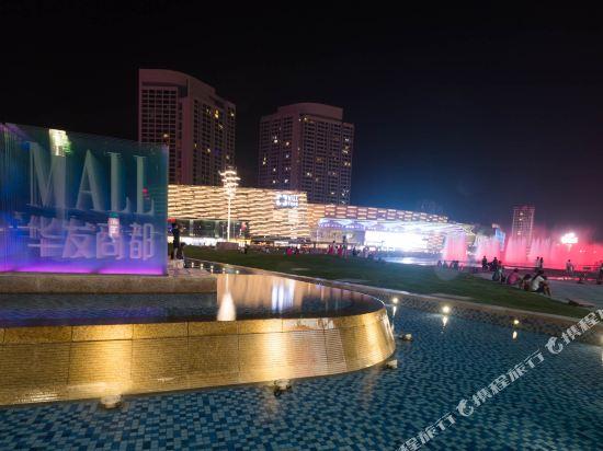富米國際公寓(珠海華髮商都店)(Fumi Apartment Hotel (Zhuhai Huafa Mall))周邊圖片