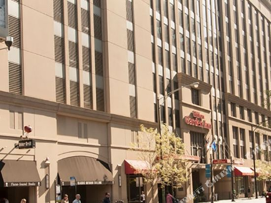 Chicago Hilton Garden Inn Hotels Reservations