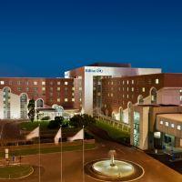 希爾頓羅馬機場酒店酒店預訂