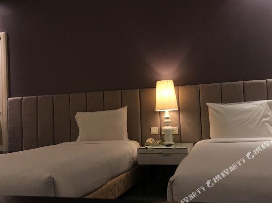 吉隆坡焦賴絲麗酒店(Silka Cheras Kuala Lumpur)高級房(無窗)