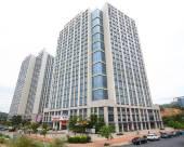 奧美家國際公寓(廣州漢溪長隆地鐵站店)