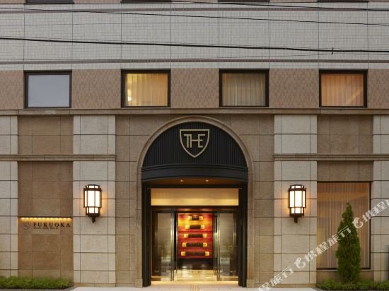 福岡皇家花園酒店(The Royal Park Hotel Fukuoka)外觀