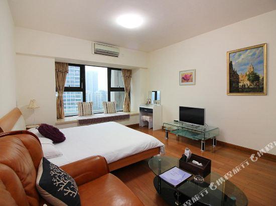 珠海世紀城酒店式公寓(Shijicheng Apartment Hotel)豪華大床房