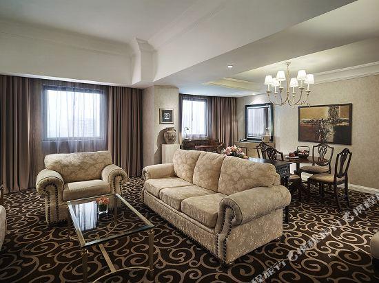 吉隆坡雙威太子大酒店(Sunway Putra Hotel, Kuala Lumpur)經典尊貴套房