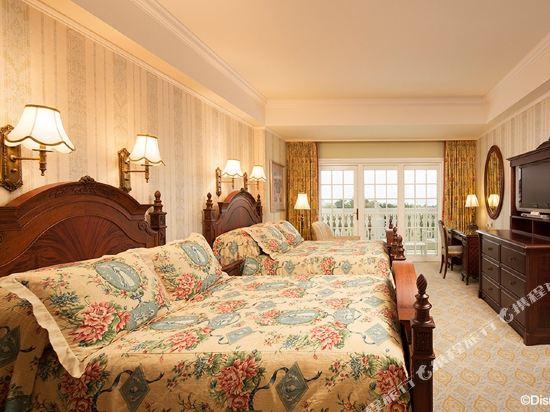 香港迪士尼樂園酒店(Hong Kong Disneyland Hotel)國賓廳套房