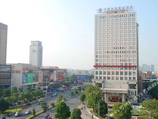 中山平謙精品酒店(Plainvim Boutique Hotel)外觀