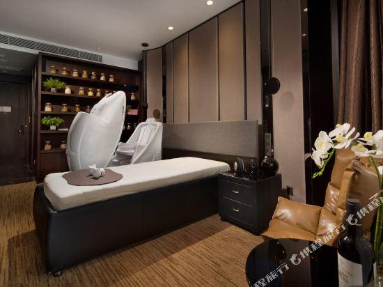 慕思健康睡眠酒店(東莞國際展覽中心店)(DeRUCCI Hotel (Dongguan International Exhibition Center))SPA