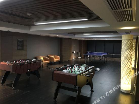 三亞山海天大酒店·傲途格精選(The Shanhaitian Resort Sanya, Autograph Collection)健身娛樂設施