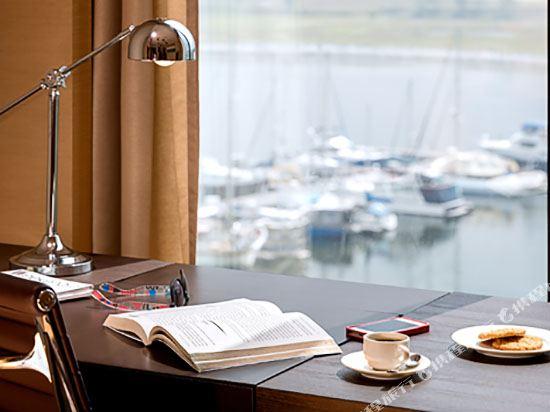 新山香格里拉公主港今旅酒店(Hotel Jen Puteri Harbour Johor Bahru by Shangri-La)俱樂部港景房