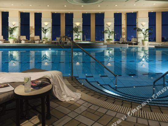 名古屋萬豪酒店(Nagoya Marriott Associa Hotel)室內游泳池