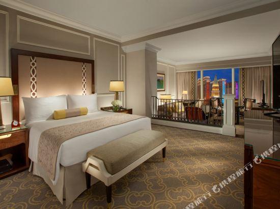 澳門威尼斯人-度假村-酒店(The Venetian Macao Resort Hotel)豪華路凼景觀皇室套房