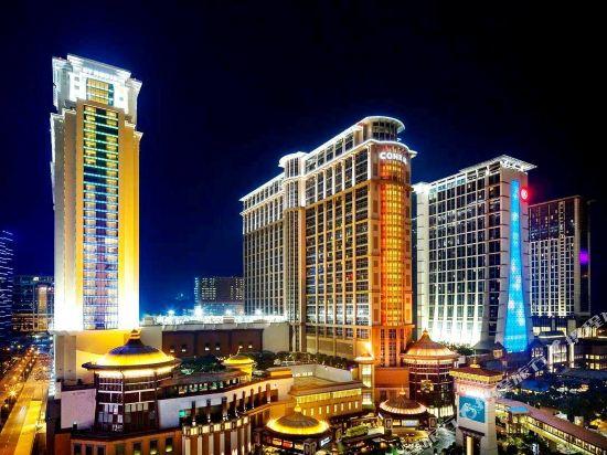 澳門金沙城中心假日酒店(Holiday Inn Macao Cotai Central)周邊圖片