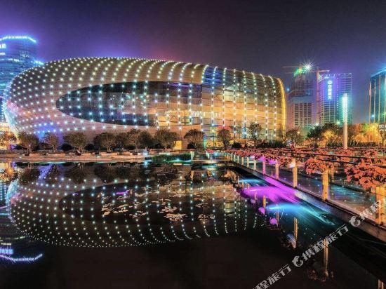 美豪酒店(深圳羅湖大劇院萬象城店)(Mehood Theater Hotel (Shenzhen Luohu Grand Theater The MIXC))周邊圖片