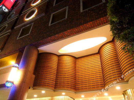 高雄京城大飯店(Hotel King's Town)外觀