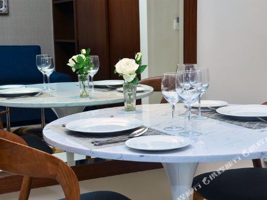 吉隆坡特里貝卡服務式套房酒店(Tribeca Hotel and Serviced Suites Kuala Lumpur)一室房