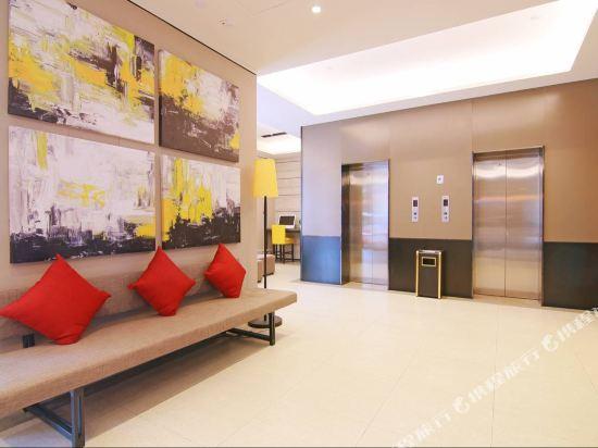 如家精選酒店(昆明翠湖店)(Home Inn Plus (Kunming Cuihu))公共區域