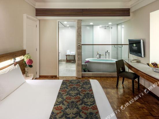 香港如心銅鑼灣海景酒店(L'hotel Causeway Bay Harbour View Hong Kong)豪華套房