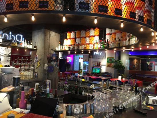 北京5L飯店(5L Hotel)酒吧