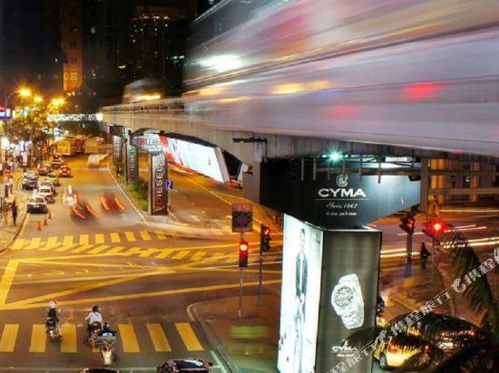 武吉免登蘋果精品酒店(Le Apple Boutique Hotel Bukit Bintang)周邊圖片