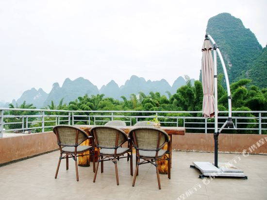 Yododo Yangshuo Water Mirroring Holiday Homestay