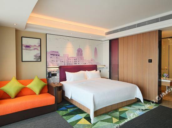 中山南朗希爾頓歡朋酒店(Hampton by Hilton Zhongshan Nanlang)高級大床房
