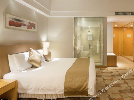 東莞石碣富盈酒店(Cinese Hotel Dongguan Shijie)豪華大床房