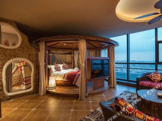 常州環球港郵輪酒店(Global Harbor Cruise Hotel)部落酋長家庭套房