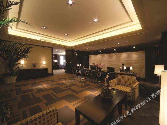 杭州開元名都大酒店(New Century Grand Hotel Hangzhou)商務中心