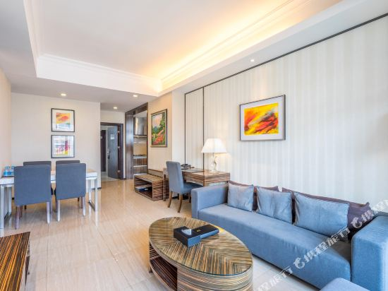 中山寰星度假公寓(Starr Holiday Apartment)家庭套房(兩房一廳)