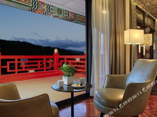 台北圓山大飯店(The Grand Hotel)菁英豪華客房