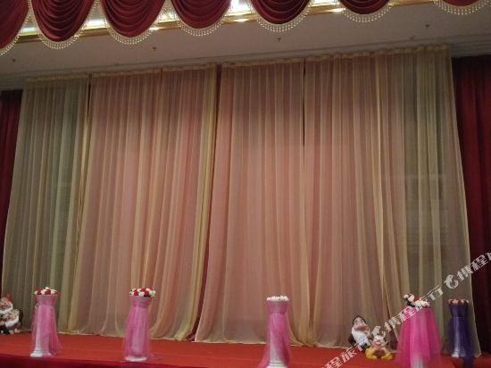 甜果魅力國際酒店(佛山西站店)(原佛山甜果魅力國際酒店)(Tanks Hotel (Foshan West Railway Station))中餐廳