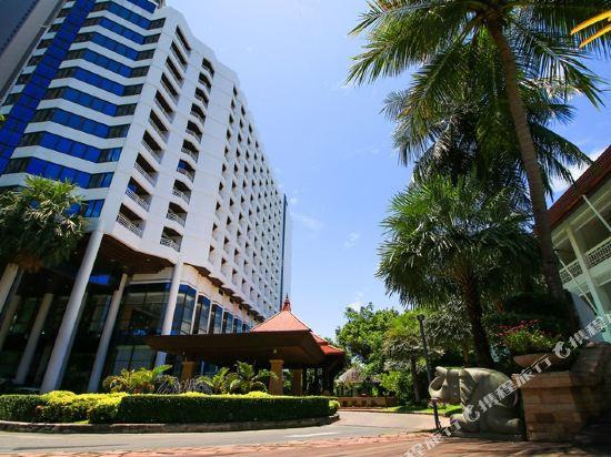 鉑爾曼芭堤雅酒店(Pullman Pattaya Hotel G)外觀