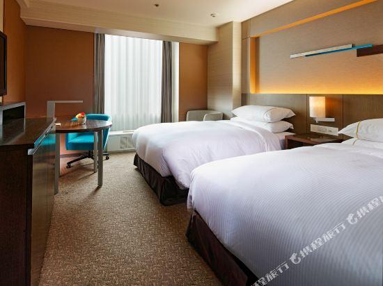 大阪都喜來登酒店(Sheraton Miyako Hotel Osaka)舒適雙床房