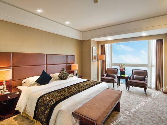 深圳百合酒店(Century Kingdom Hotel)零壓豪華大床房