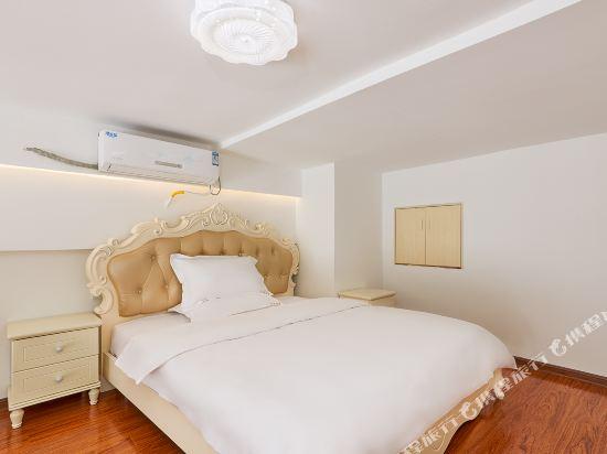 維多利亞公寓(廣州奧園廣場店)(Victoria Apartment (Guangzhou Aoyuan Plaza))特惠房(無窗)