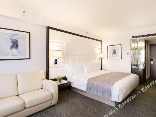 香港富豪機場酒店(Regal Airport Hotel)尊貴豪華特大號床或雙床間