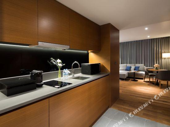 首爾東大門諾富特大使酒店(Novotel Ambassador Seoul Dongdaemun Hotels & Residences)豪華三人一室公寓