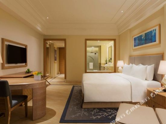 長隆橫琴灣酒店(珠海海洋王國店)(Chimelong Hengqin Bay Hotel (Zhuhai Dolphin Flagship Store))度假園景客房