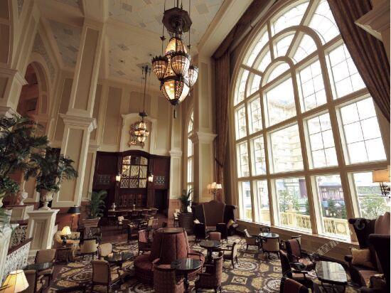 東京迪斯尼樂園大飯店(R)(Tokyo Disney Hotel (R))公共區域