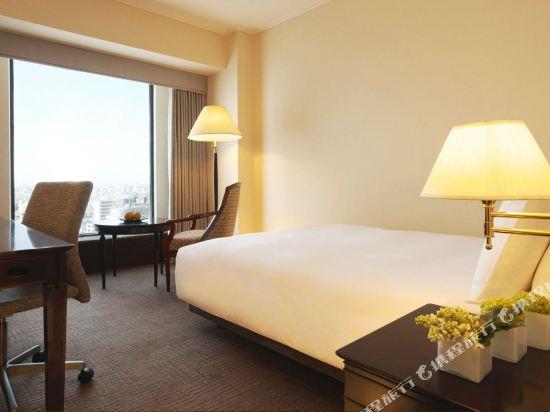 東京凱悅酒店(Hyatt Regency Tokyo)凱悅大床房