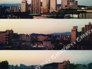 首爾弘大公寓(Hongdae Apartment Seoul)