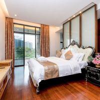 廣州從化温泉別墅明月山溪浪漫度假四合院酒店預訂