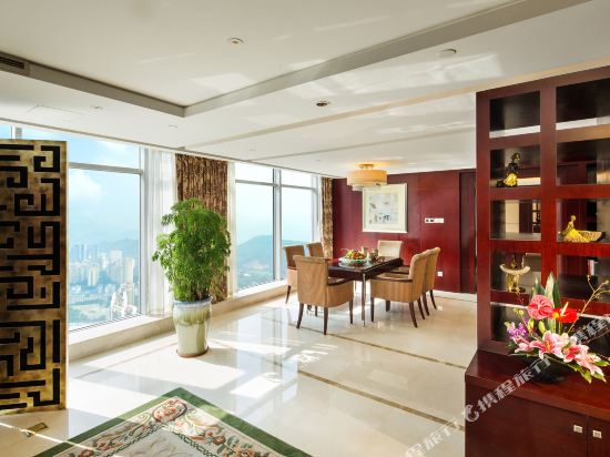 深圳百合酒店(Century Kingdom Hotel)總統套房