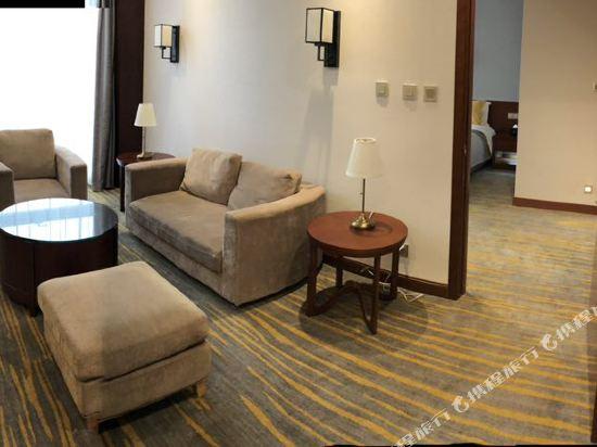 北京工大建國飯店(Grand Gongda Jianguo Hotel)豪華套房
