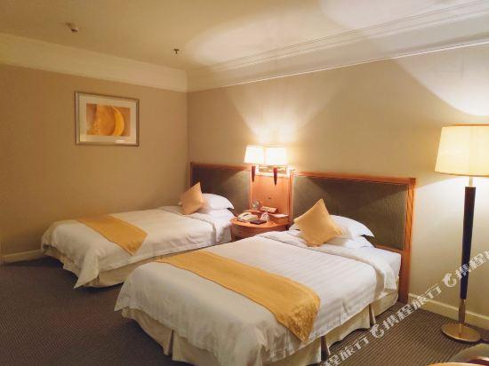 中山三鄉雅居樂酒店(Sanxiang Agile Hotel)標準雙床房(無窗)