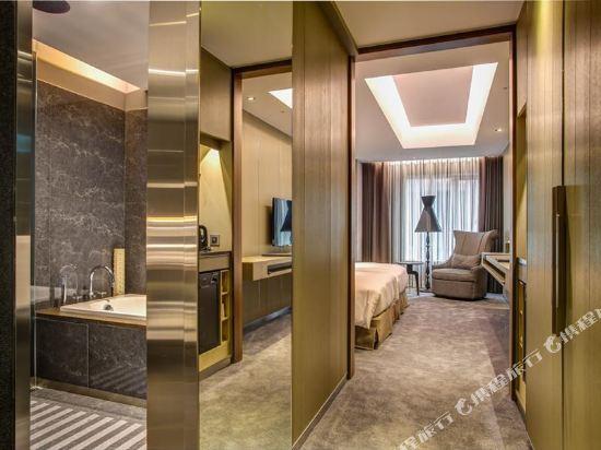 台北有園飯店(U Hotel Taipei)大型雙人間