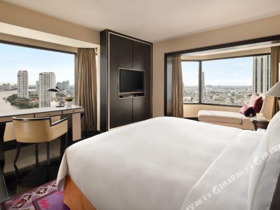 曼谷香格里拉酒店(Shangri-La Hotel Bangkok)香格里拉樓特色套房