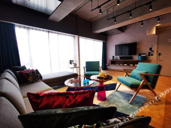 奧華·時尚精品酒店 - 南岸(Ovolo Southside)大號床套房